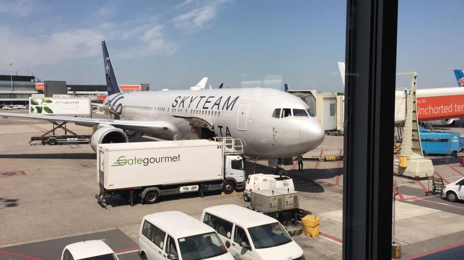 Boeing 767 Delta Airways