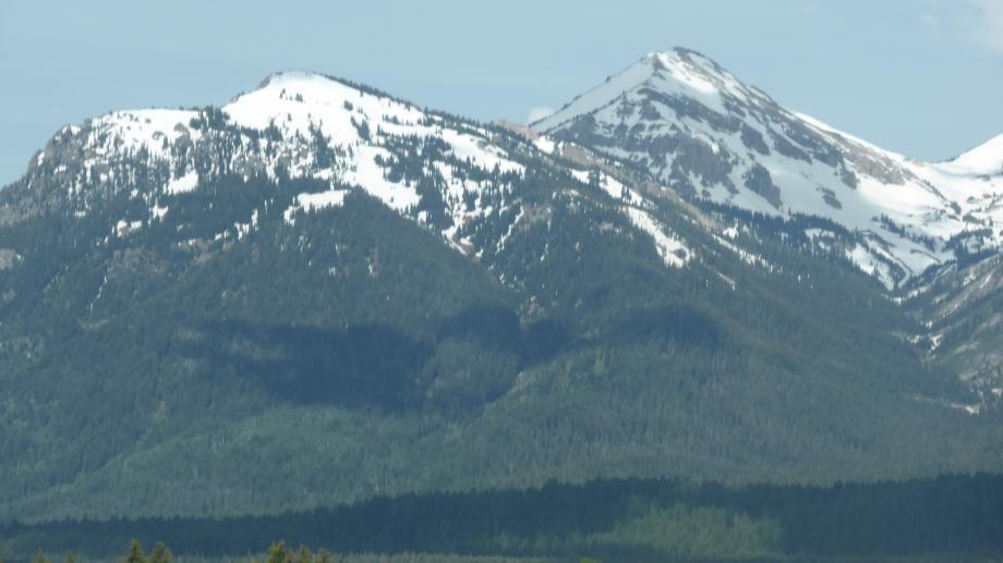 de Rockie Mountains