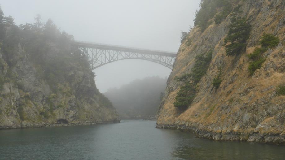 Precentation bridge vraag ons niet waarom hij zo heet